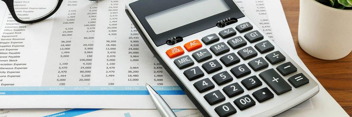 Заполнение бухгалтерской отчетности